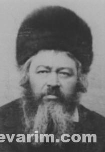 Epstein Yechiel Michel 1829 to 1908