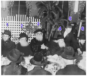Langner Yitzchok Isaac Deans