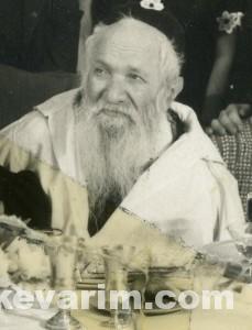 Aronowitz Binyamin Pic 1