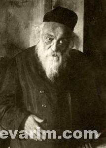 Chaim Soloveitchik Brisker
