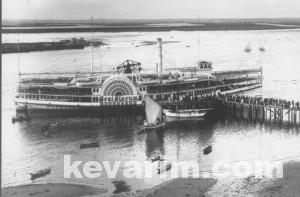 General Slocum Steamboat Fire