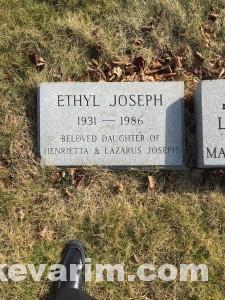 Joseph Ethyl 1