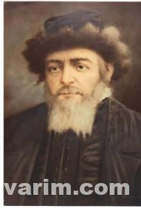 Makarov Rebbe of Chicago grandfather