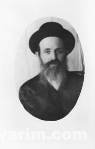 Twersky 100 Yitzchok Skvira Kishinev