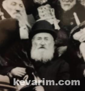Levin Yosef Dov Pic