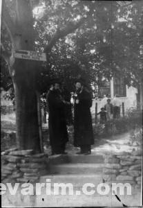 Twersky 107 Skvira and Boyana Rebbe Camp Aguda